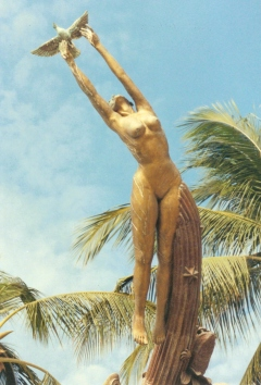Detalhe esc evolucao - Puerto Vallarta